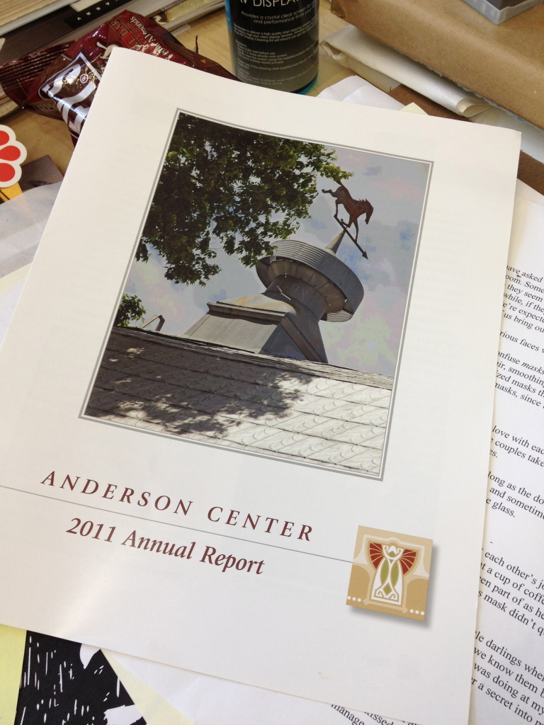 2011 Anderson Center Annual Report