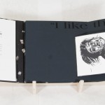 an artist's book by Tom Virgin